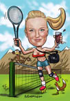 digital_caricature_tennis_photographer